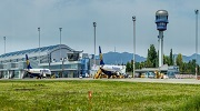 Bratislava Airport handled 47 % pax more in February