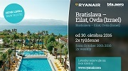 Ryanair launches new route to Eilat Ovda in Israel