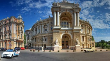 New Wizz route from BTS to Odessa, Ukraine