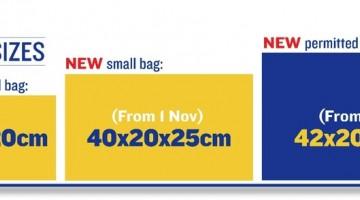 403c3f6424a4b Nové pravidlá prepravy príručnej batožiny Ryanairom | Letisko ...